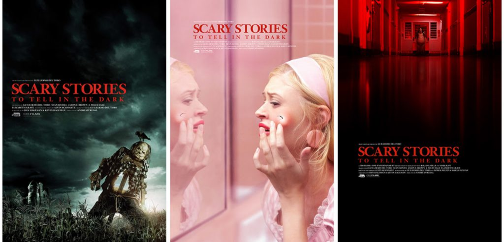 New Trailer For Upcoming Horror 'Scary Stories To Tell In