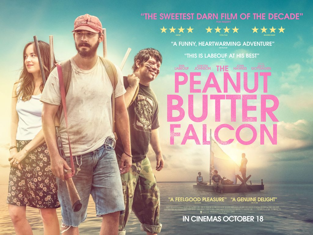 New Trailer, Poster For 'The Peanut Butter Falcon'